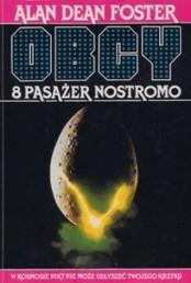 Film '8 Pasażer Nostromo' Ridleya Scotta Film z 1979 roku odmienił na stałe kinową fantastykę, stając się kanwą niezliczonych rozpraw dyskutujących jego wpływ na współczesny film czy literaturę ale na całą kulturę masową w całości, gier komputerowych czy serii komiksów. Sama nazwa Nostromo, o czym już mniej czytelników i widzów wie, nie jest autorskim pomysłem twórców obcego, pochodzi zaś powieści Josepha Conrada o tym samym tytule właśnie. Saga Obcy i wszystko co z nią związane stał się wielkim zjawiskiem kulturowym, jednym z największych zjawisk w kulturze masowej XX […]
