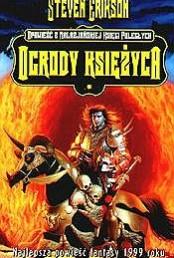 Początek nowego stulecia w fantasy wrył mi się w pamięć jeśli chodzi o literaturę fantasy właśnie z powodu pojawienia się niezwykle udanych powieści Stevena Eriksona Ogrody Księżyca i Bramy Domu Umarłych, chronologicznie pierwszej i drugiej części cyklu czyli Malazańskiej Księgi Poległych, cyklu który w I dekadzie wieku odniósł gigantyczny i dodajmy, w pełni zasłużony sukces. Oryginał angielski powieści wyszedł w 1999 roku, akurat na nowy wiek. Ogrody Księżyca w Polsce pojawiły się rok później, równo w 2000 r. Także dziś, po kilkunastu latach od premiery pierwsze z nimi […]