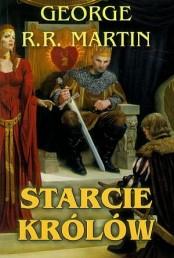 Druga cześc Sagi Lodu i Ognia, wydane w 1998 roku Starcie Królów niestety mojej opinii, wcześniej już zdruzgotanej po tomie pierwszym, na co miałem duża nadzieję, niestety nie poprawiło. Czytałem polskie wydanie w tłumaczeniu Michała Jakuszewskiego i do niego będę się odnosił… W pierwszym tomie w wyniku knowań i spisku Lannisterów otruty zostaje królewski namiestnik a następnie zabity sam król Robert. A następnie jego nowy namiestnik Ed Stark, poprzednio władca Winterfell… Do korony zgłasza się cały oddział pretendentów, m in. Lannisterowie, dwóch pozostałych braci Króla Roberta Robb Stark […]