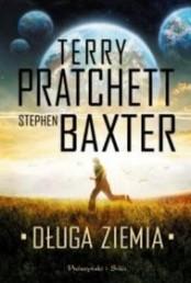 Twardą naukowa fantastykę Stephena Baxtera znam, co przyznaję bez przyznaje, słabo i wyrywkowo, z wyjątkiem genialnych i wielokrotnie czytanych Statków Czasu. Twórczość zmarłego niedawno Terry Pratchett'a to mnóstwo zabawy podczas czytania Świat Dysku i śledzenia poczynań jego bohaterów. Kooperacja fizyka i autora Świata Dysków nie wydawała mi się do tej pory możliwa, nawet na wiadomość o wspólnie pisanych powieściach wzruszyłem ramionami. Nie wytrzymałem jednak i w końcu zamówiłem te tomy. W dużej mierze z ciekawości co mogło wyniknąć z tak egzotycznej kooperacji literackiej dwóch cenionych przeze mnie ale […]